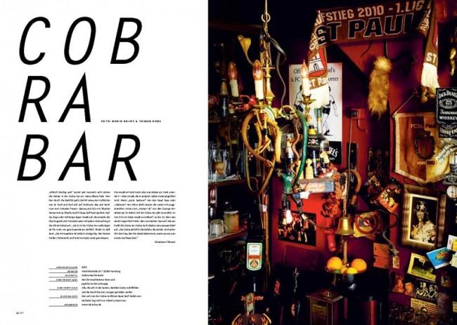 Cobrabar (Robin Kranz und Volker Hobl)