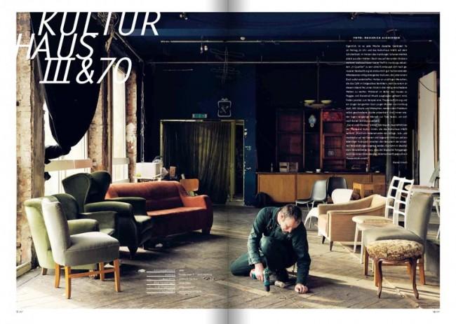 Doppelseite Kulturhaus III & 70 (Roderick Eichinger)