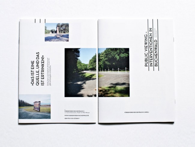 Stiftung Gedenkstätte Buchenwald – Ausstellungskatalog, 2012