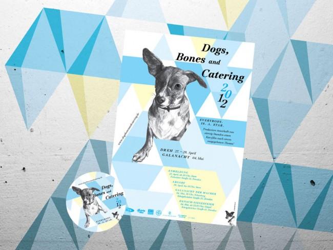 Dogs, Bones and Catering – Erscheinungsbild, 2012