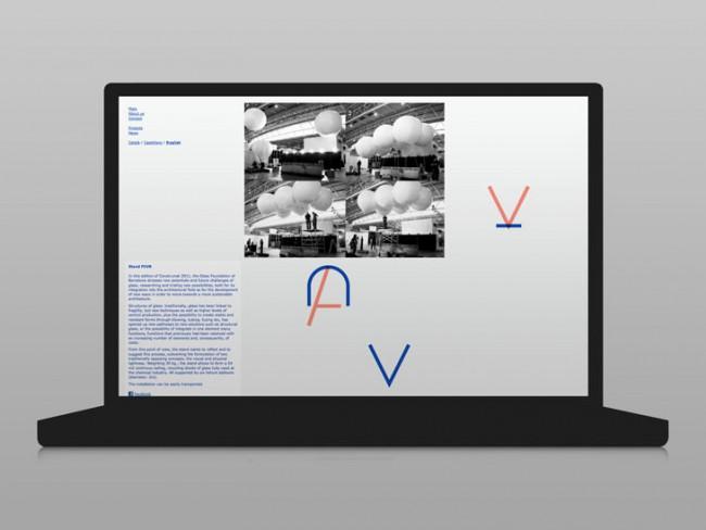 MAIO Website / Projektseite