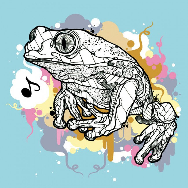 Melodic Frog