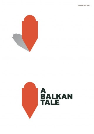 Gold: Dolphins // communication design – Logo A Balkan Tale