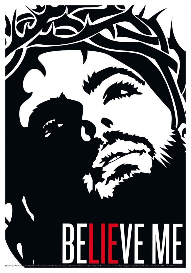 BELIEVE ME – Jesus