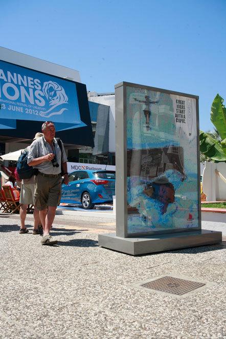 Bild Copic goes Cannes