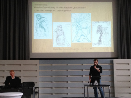 Bild Hamburg Animation Jam 2012