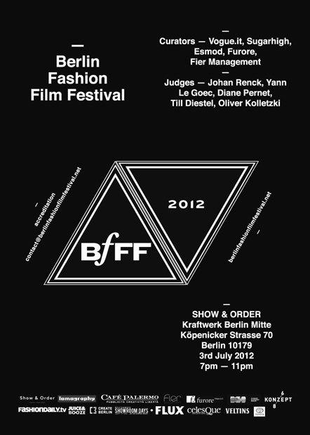 Bild Berlin Fashion Film Festival