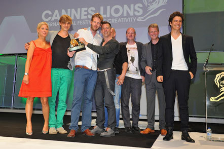 Bild Cannes Lions 2012 Design
