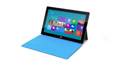 Tablet-PC Microsoft Surface