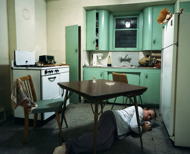 Jeff Wall  (*1946)  | Insomnia, 1994
