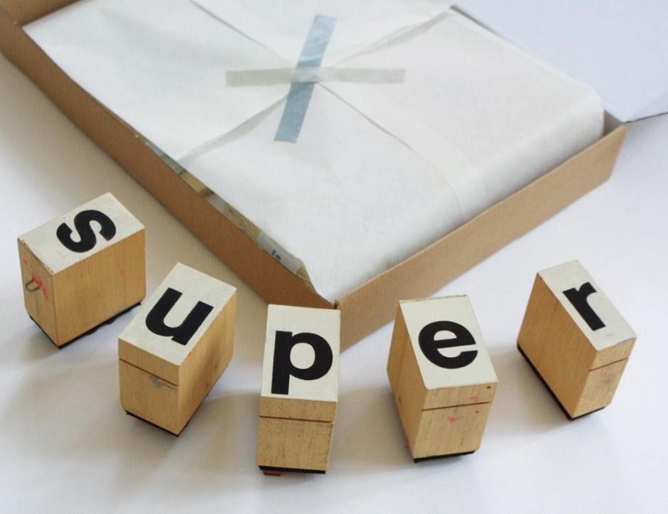 supercraft: mit Stempeln?