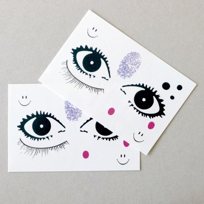 Eyes by Leatherette