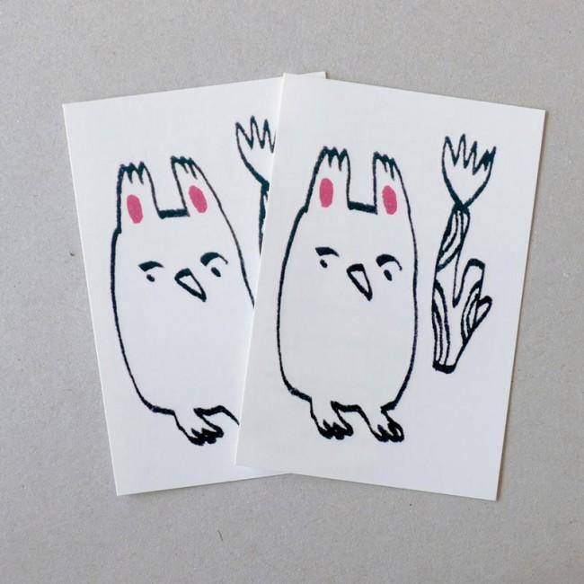 Little Owl by Marie-Assénat
