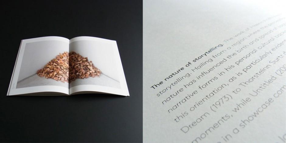Galerie Nordenhake: Katalog für Hreinn Fridfinnson