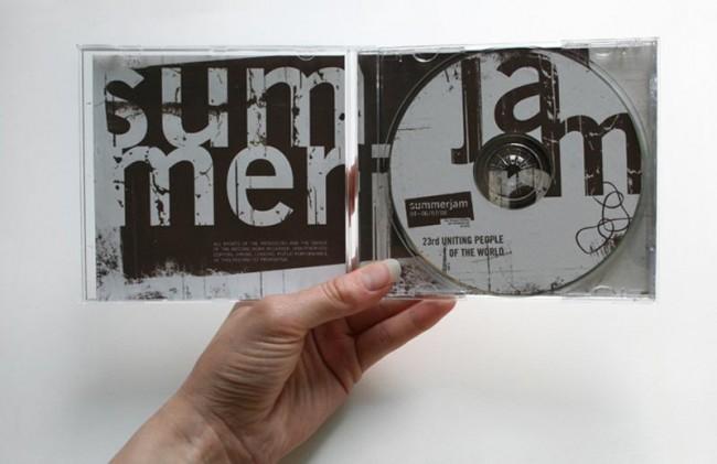 Summerjam: Erstellung eines fiktiven Kommunikationskonzeptes für das Musikfestival Summerjam. Ausarbeitung verschiedenster Medien, von der Werbekampagne bis zum Fanartikel.