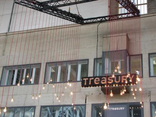 Accessoire Section Treasury