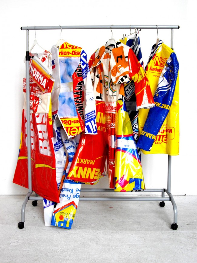 Gutes kann so billig sein, 2009, Plastiktüten