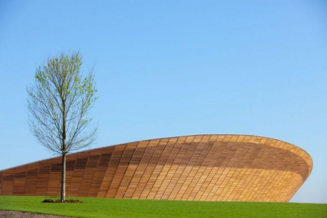 London 2012 Velodrome, Hopkins Architects