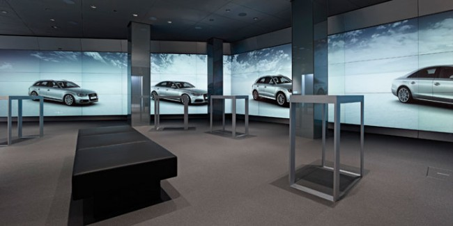 Der voll-digitale Showroom