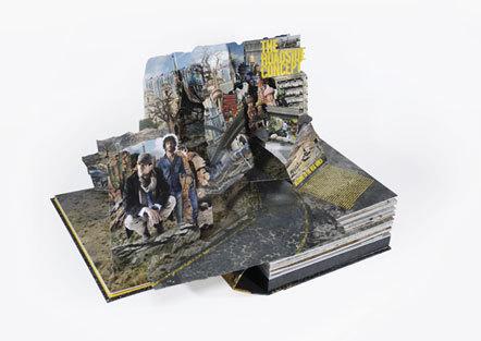 Bild Pop-Up Buch Camel