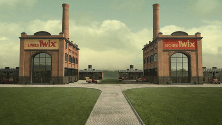 Bild Twix Kampagne