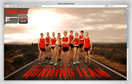 Bild Brooks Running Team