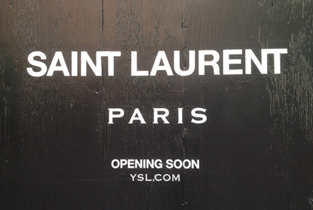 Bild Saint Laurent Paris