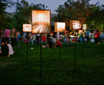 Bild Getty Creative Grants 2012