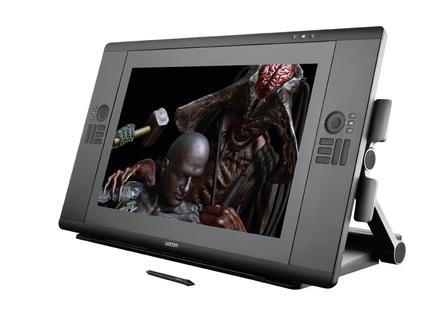 Das neue Cintiq 24HD touch