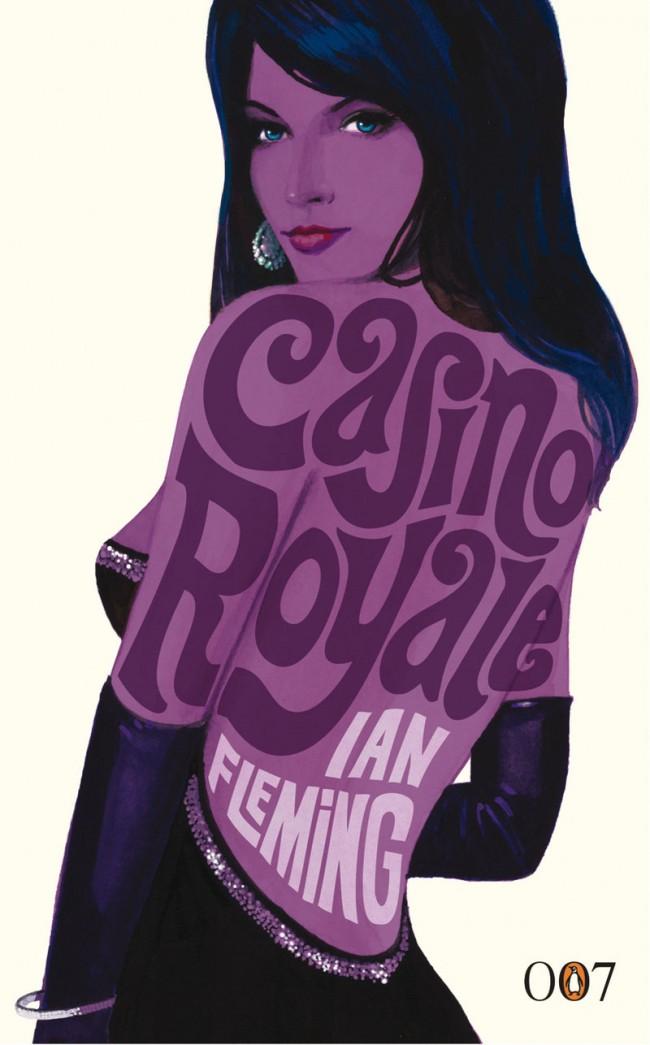 Das Penguin-Cover von »Casino Royale«, 1953
