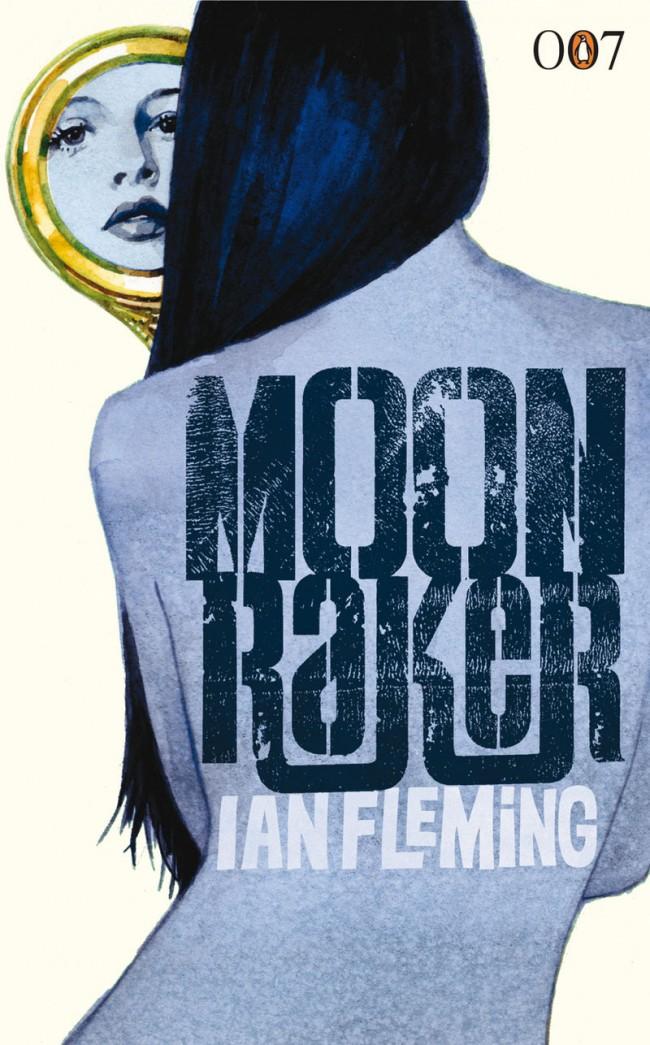 Penguin-Cover von »Moonraker«, 1955