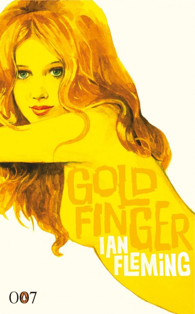 Penguin-Cover »Goldfinger«, 1959