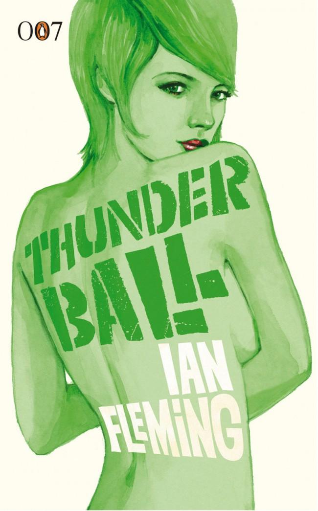 Penguin-Cover »Thunderball«, 1961