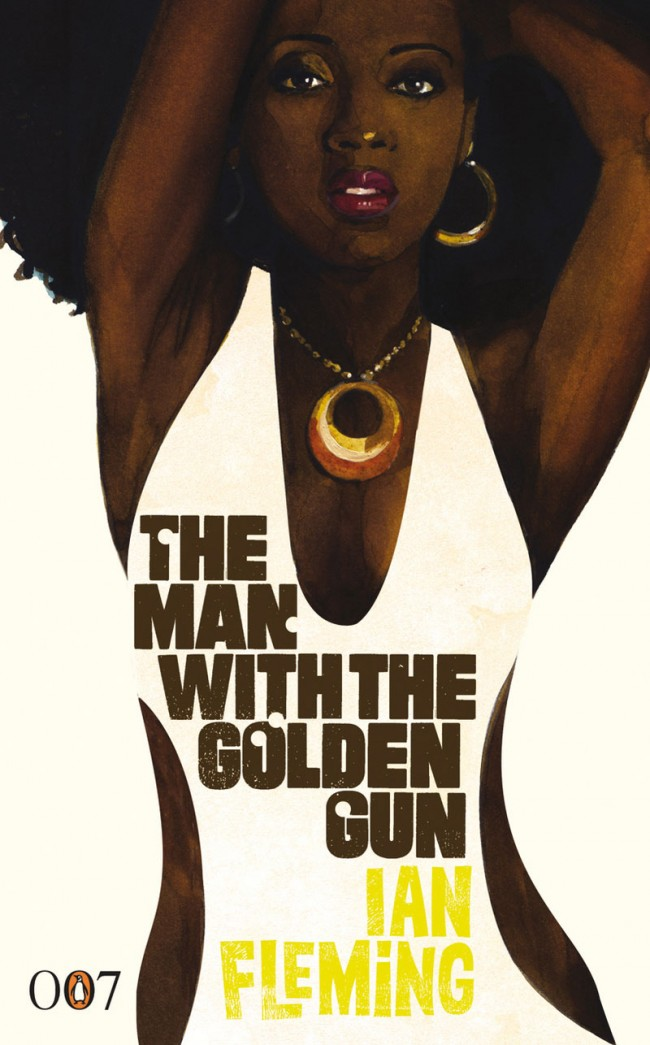 Penguin-Cover »The Man with the Golden Gun«, 1965