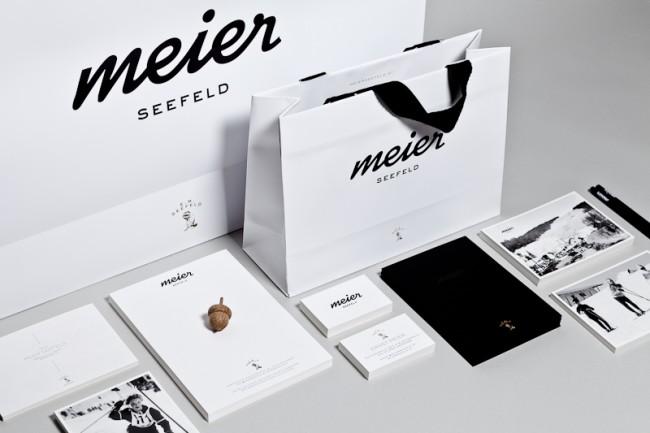 Meier Seefeld Stationery