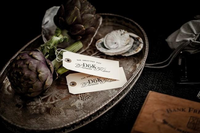 D&K Wedding Still Life