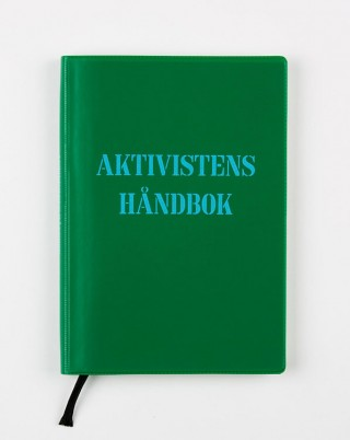 »Aktivistenes Håndbok« für eine norwegische Jugend-Umweltorganisation