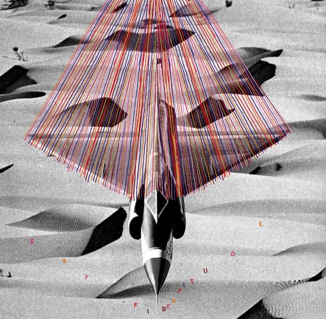 Plattencover für Magnus Moriarty™ – »Sky-fi beatitude«