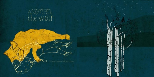 CD Cover Assyrian the Wolf