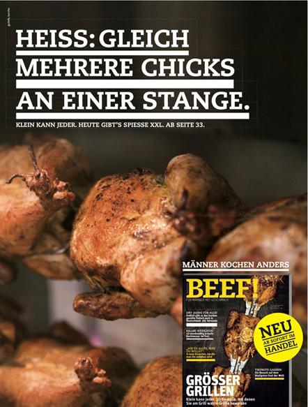 Bild Beef Kampagne