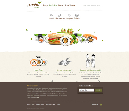 Bild Natsu Foods