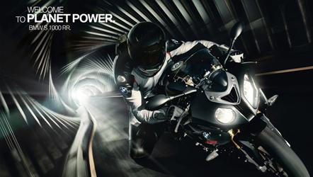Bild BMW Welcome to Planet Power