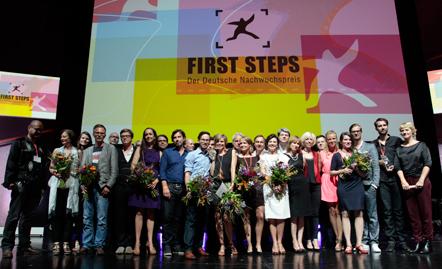 Bild First Steps Award 2012