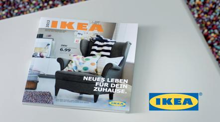 IKEA in Stop-Motion