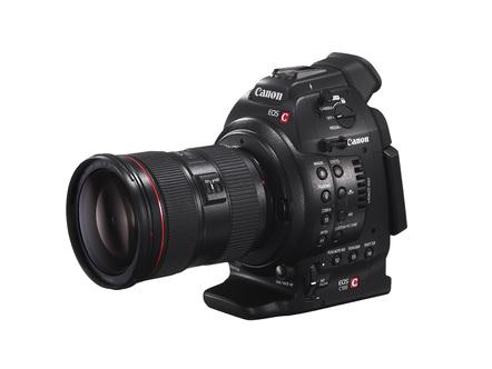 Die neue Canon EOS C100
