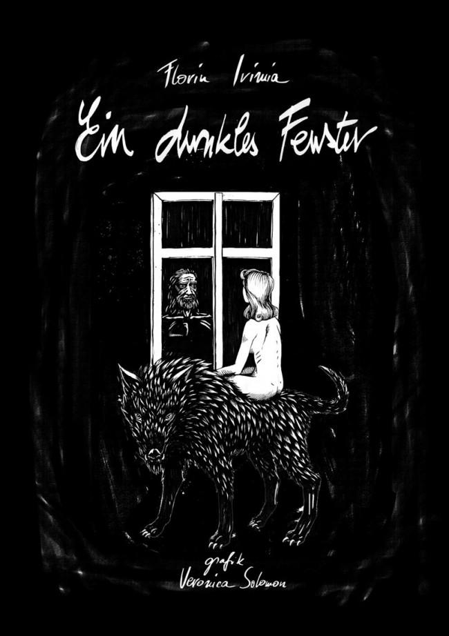 Veronica Solomon aka Inkamom: Dummy »Das dunkle Fenster«