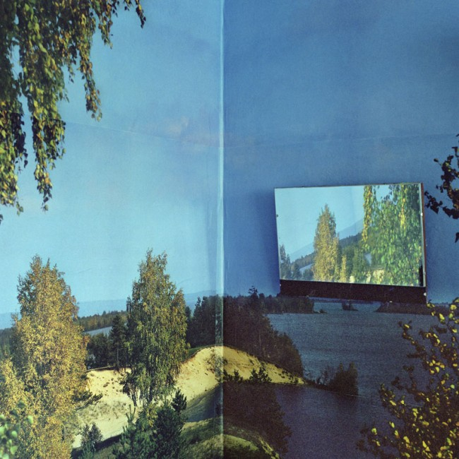 Svetlana Khachaturova: Paysages intérieurs (08), 2002 - 2003