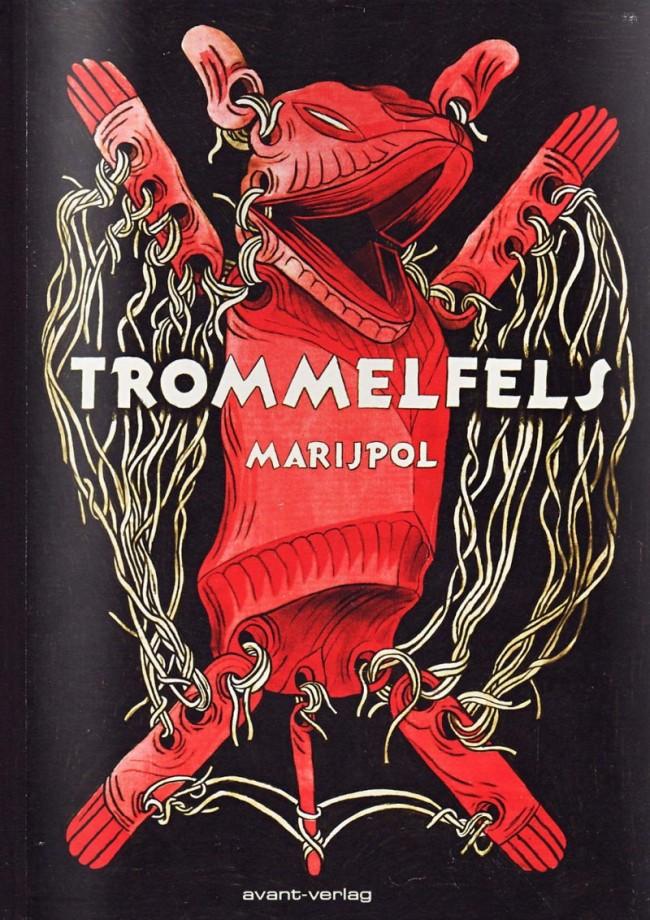 Cover der beim Comicsalon Erlangen 2012 mit dem ICOM-Preis ausgezeichneten Graphic Novel von Marijpol