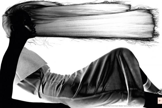 Rankin-Ausgabe des S-Magazine, Styling: Kenna