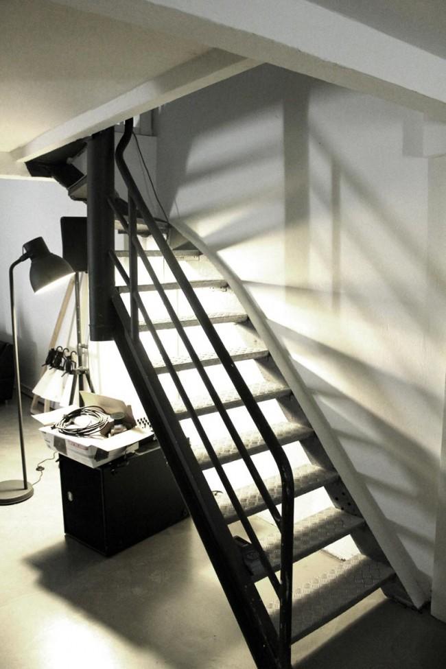 Büro Treppe